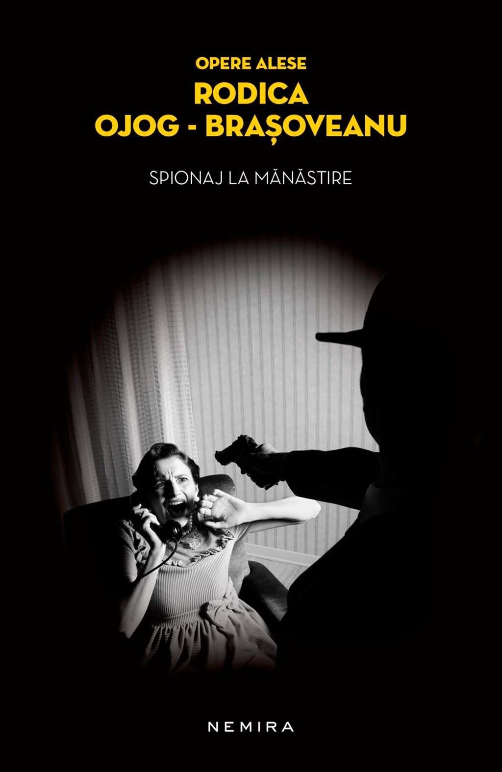 Spionaj la manastire PDF (Download eBook)