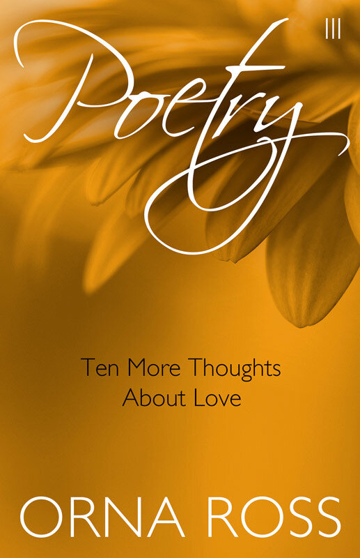 Poetry III - Ten More Thoughts about Love (eBook)
