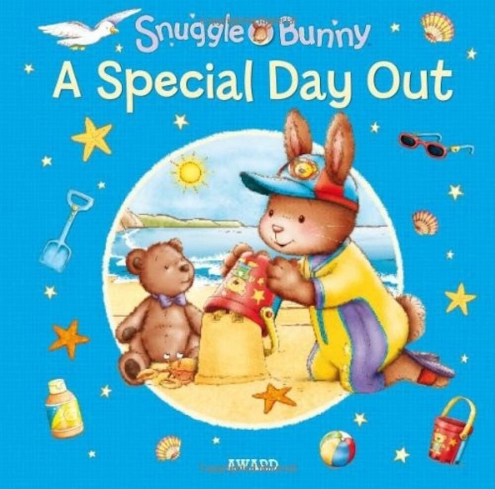 Coperta Carte Snuggle Bunny A Special Day Out