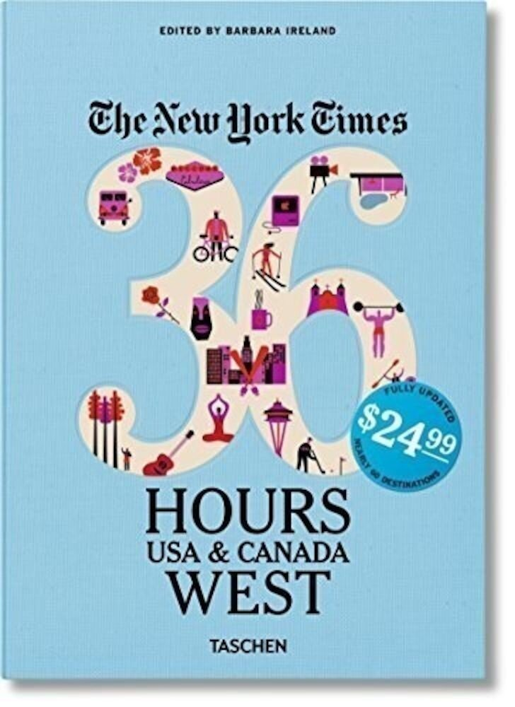 36 Hours, USA and Canada West
