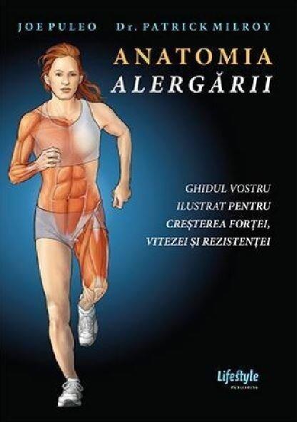 Coperta Carte Anatomia alergarii