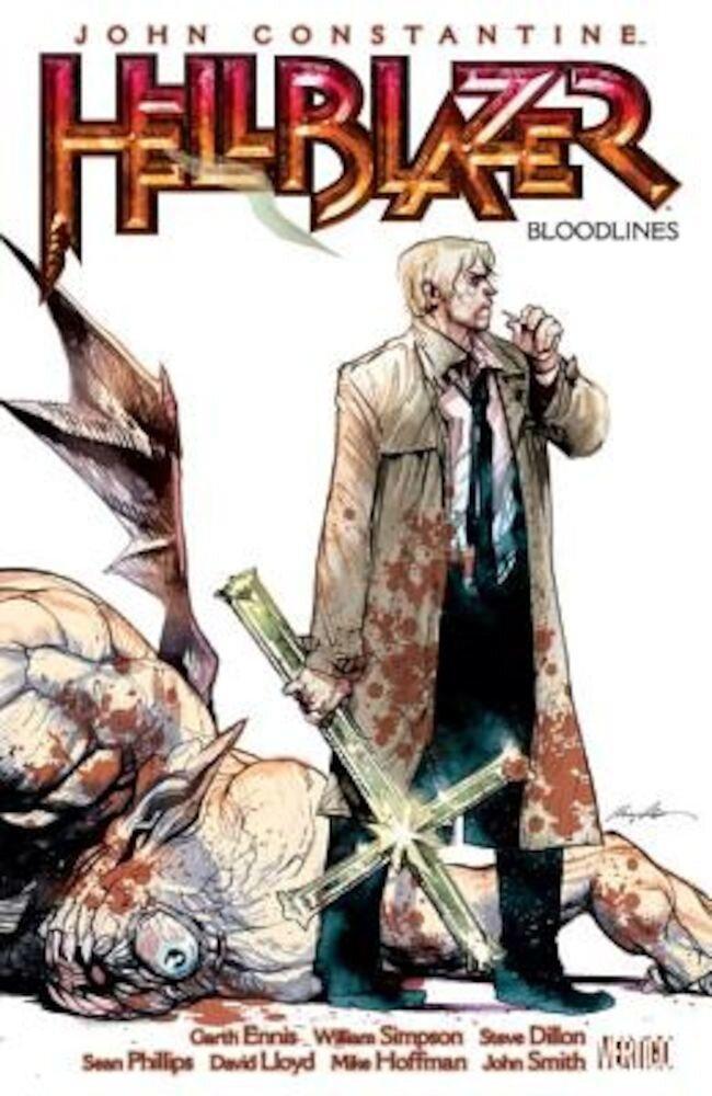 John Constantine, Hellblazer Vol. 6: Bloodlines, Paperback
