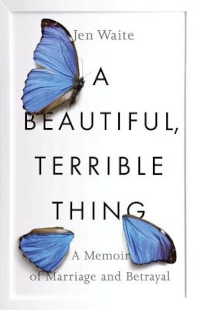 A Beautiful, Terrible Thing: A Memoir of Marriage and Betrayal, Hardcover