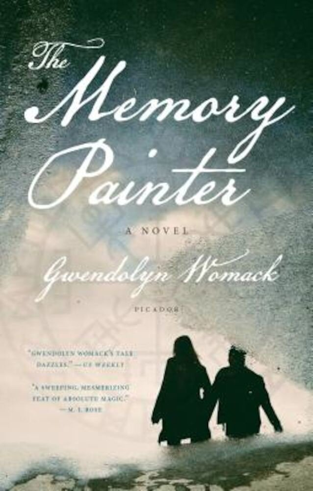 The Memory Painter: A Novel of Love and Reincarnation, Paperback