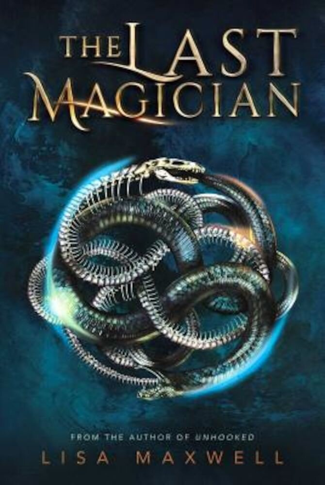 The Last Magician, Hardcover