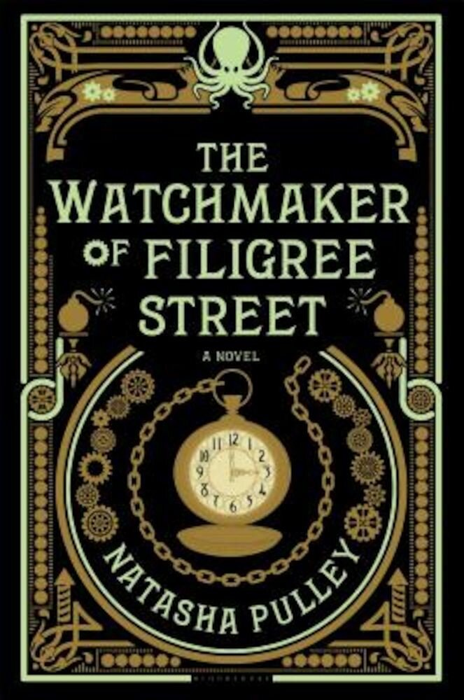 The Watchmaker of Filigree Street, Hardcover