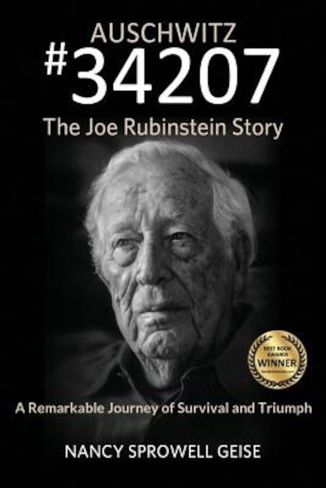 Auschwitz #34207 the Joe Rubinstein Story, Paperback