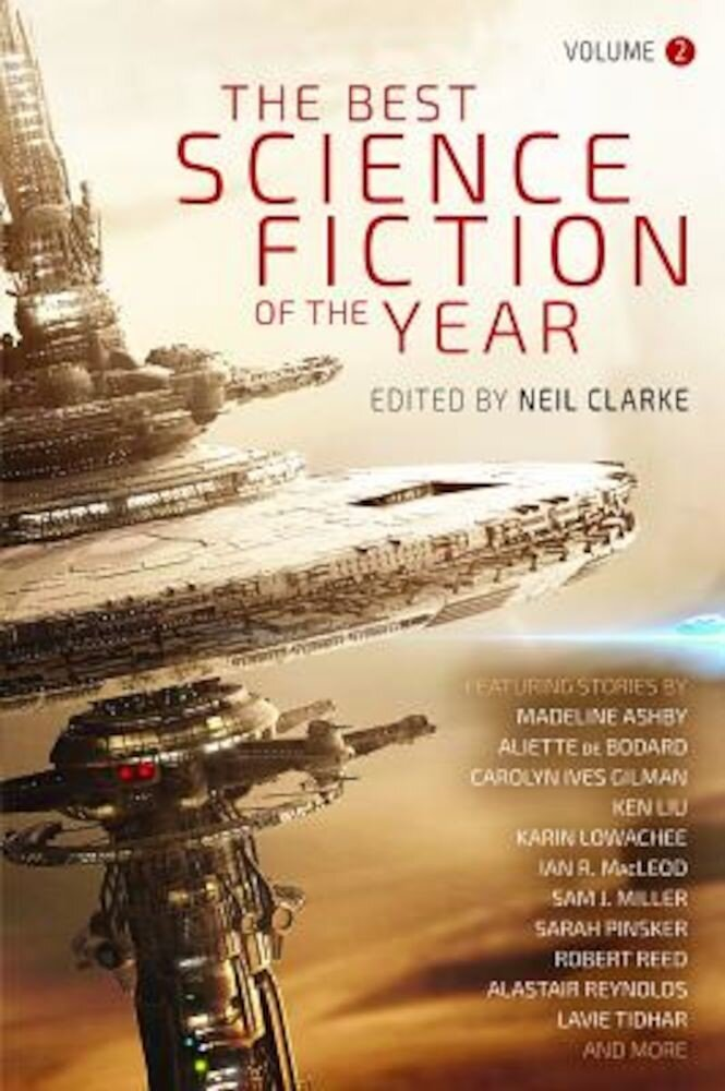 The Best Science Fiction of the Year, Volume 2, Paperback