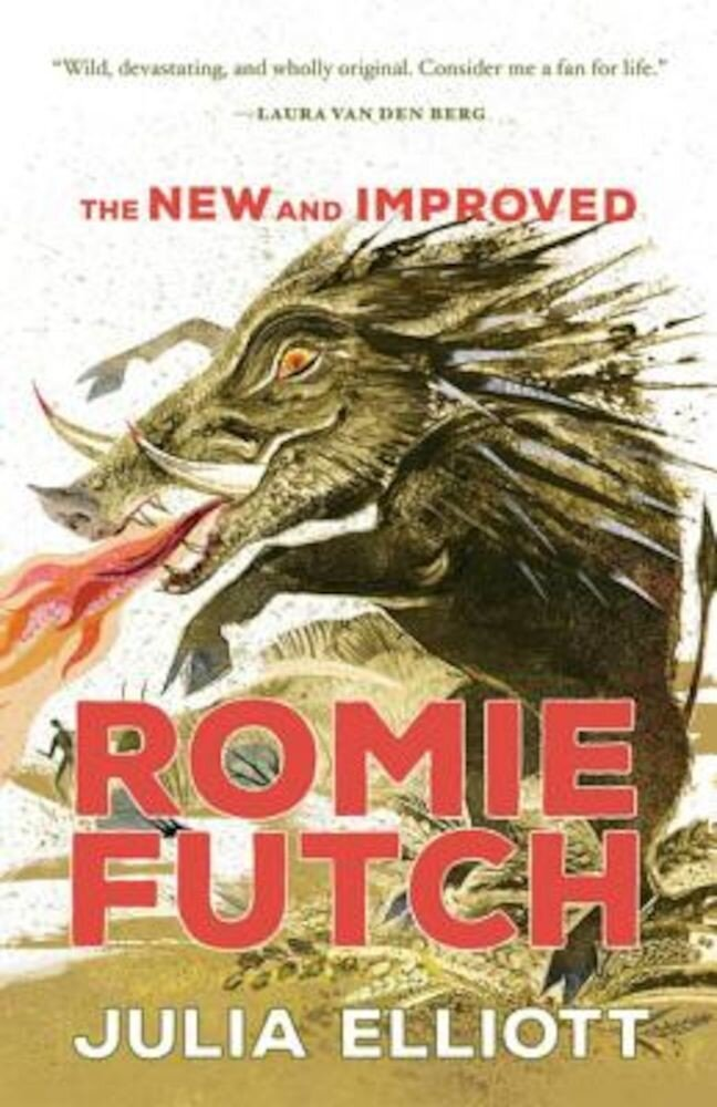 The New and Improved Romie Futch, Paperback