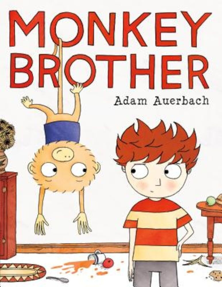 Monkey Brother, Hardcover