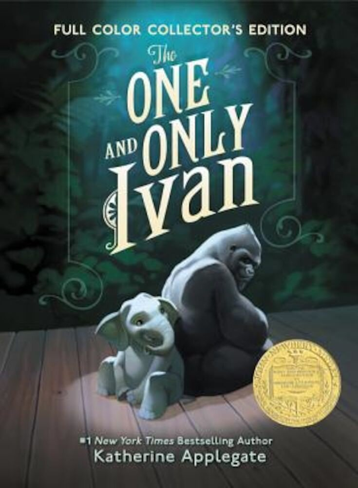 The One and Only Ivan Full-Color Collector's Edition, Hardcover