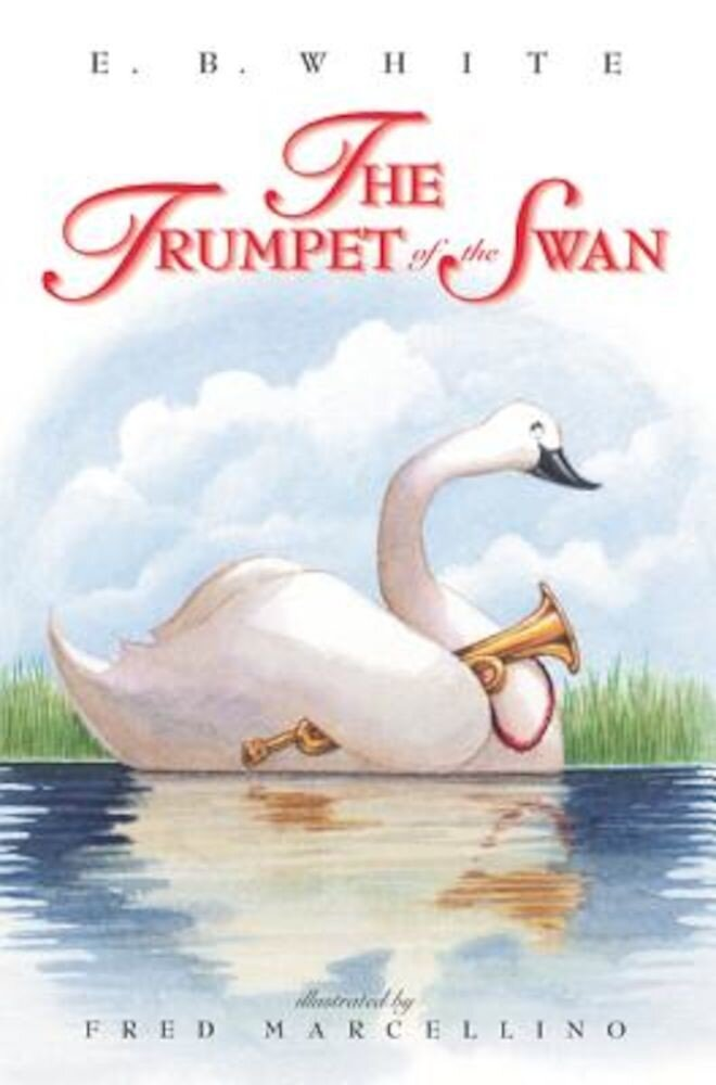 The Trumpet of the Swan, Paperback