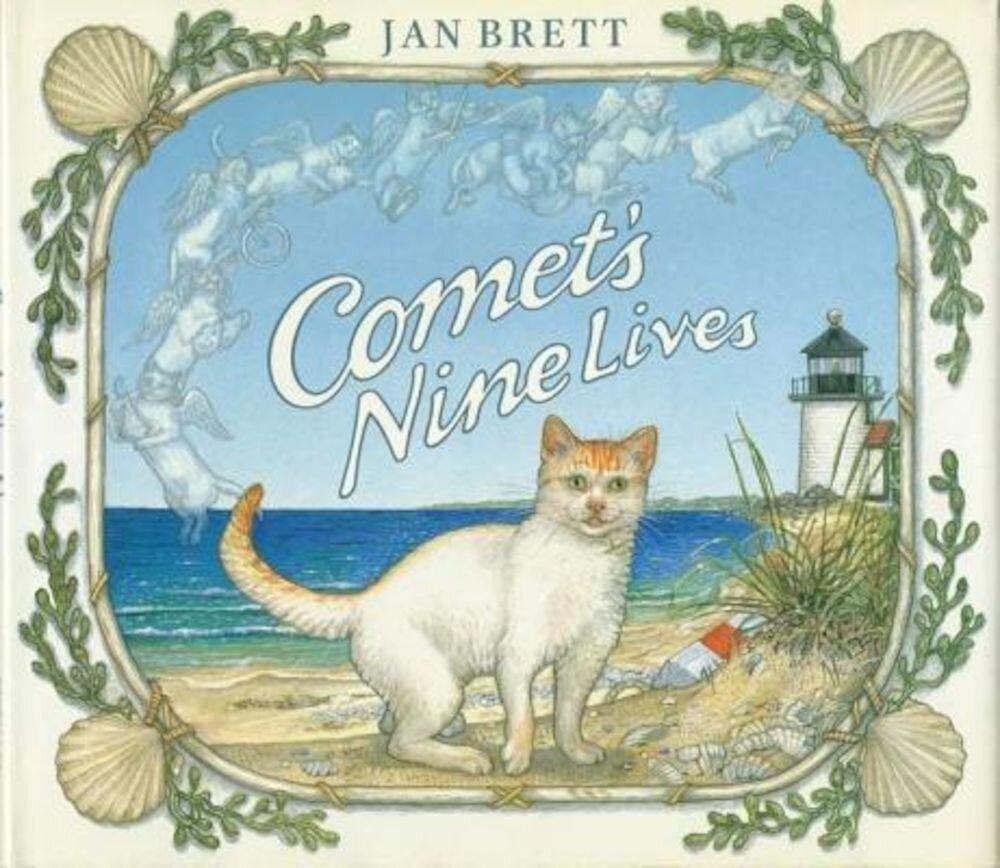 Comet's Nine Lives, Hardcover