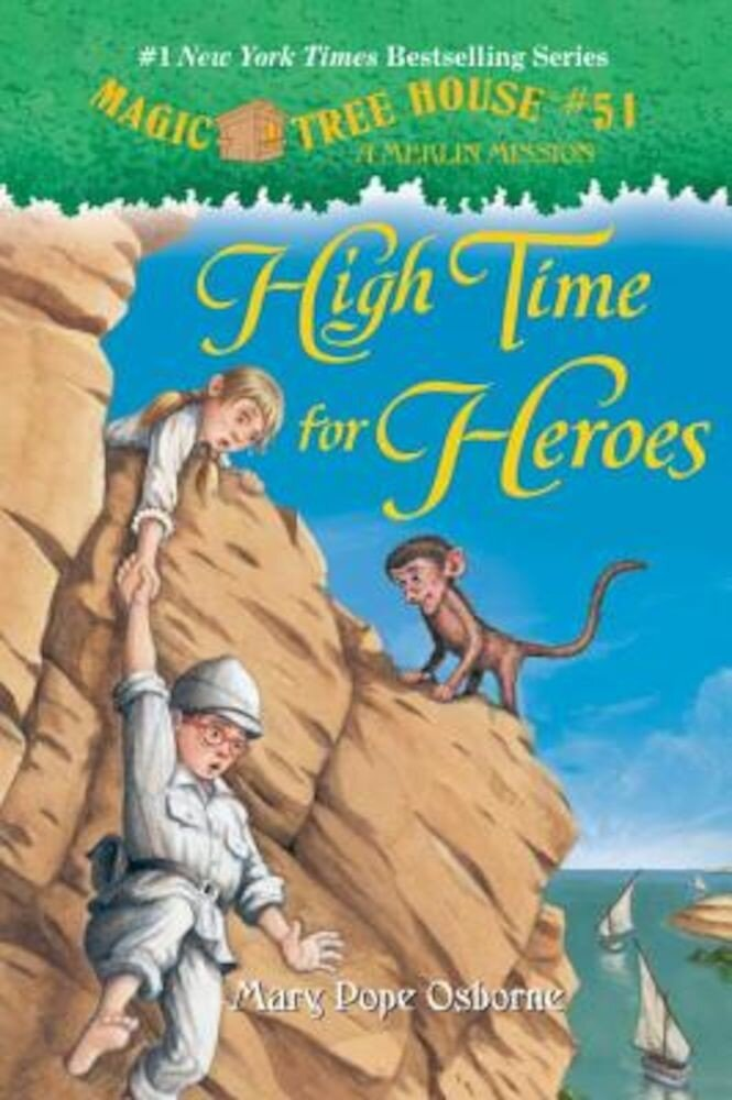 High Time for Heroes, Hardcover