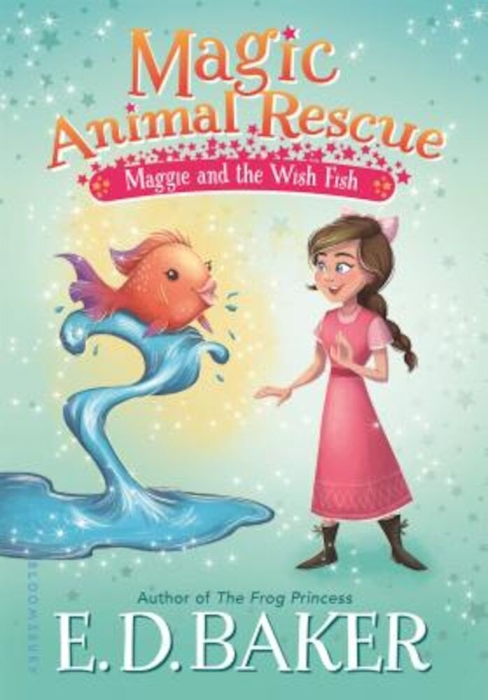 Magic Animal Rescue: Maggie and the Wish Fish, Hardcover