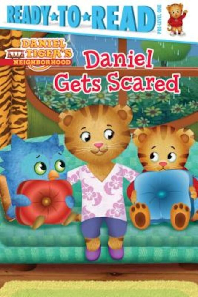 Daniel Gets Scared, Hardcover