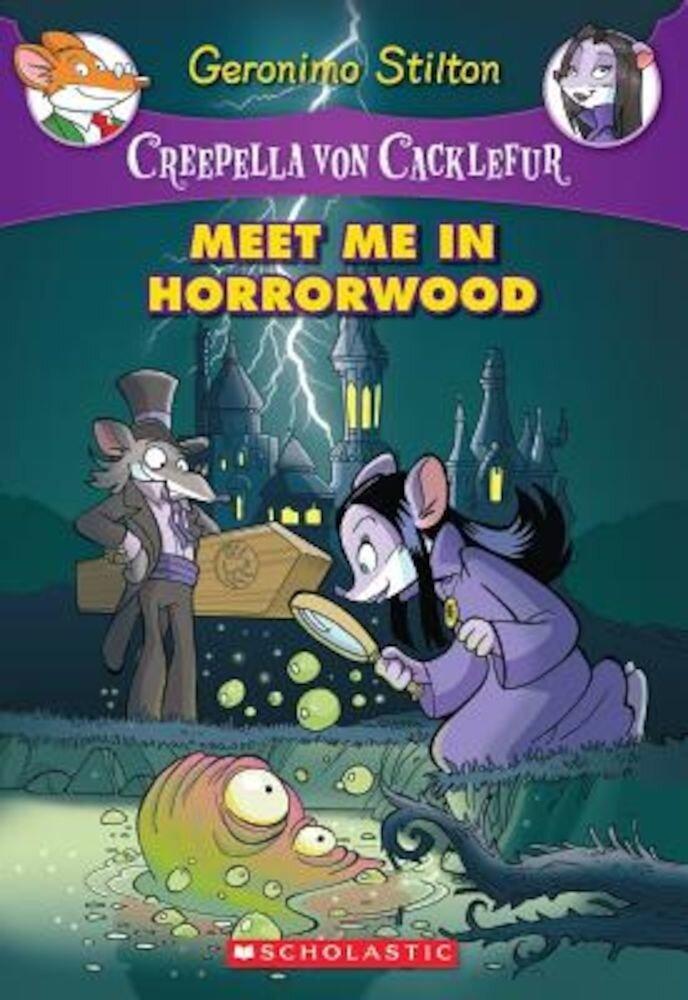 Meet Me in Horrorwood, Paperback