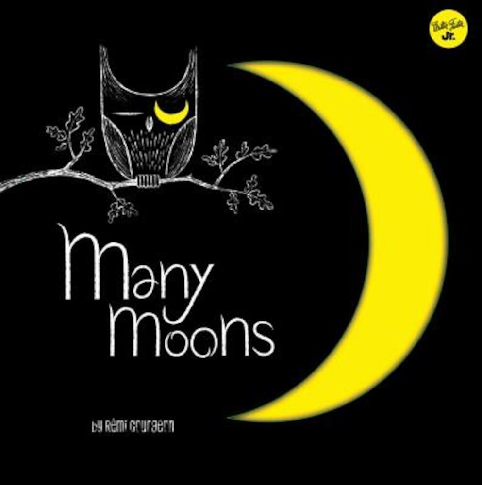 Many Moons: Learn about the Different Phases of the Moon, Hardcover