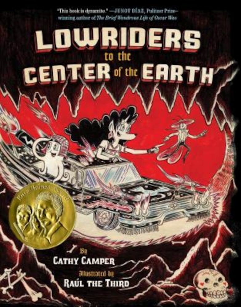 Lowriders to the Center of the Earth (Book 2), Paperback