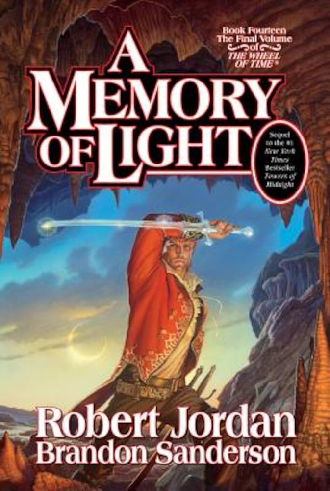 A Memory of Light, Hardcover