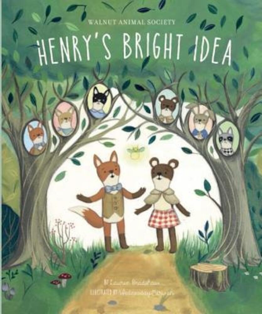 Henry's Bright Idea, Hardcover