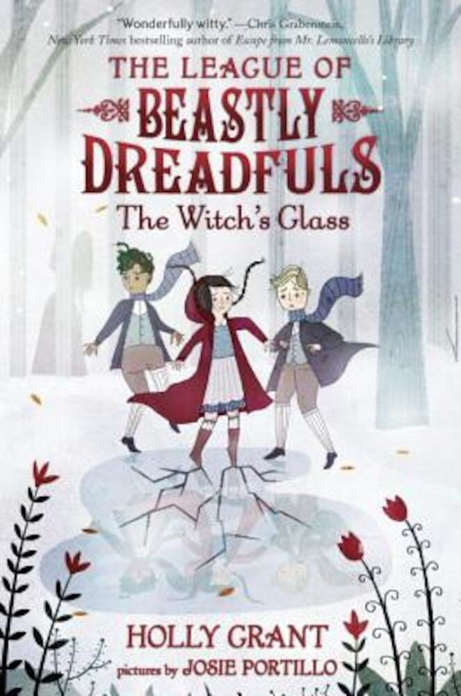 League of Beastly Dreadfuls #3: The Witch's Glass, Hardcover