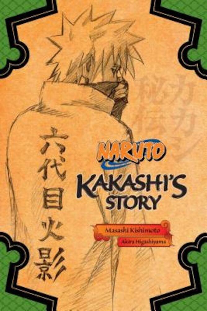 Naruto: Kakashi's Story, Paperback