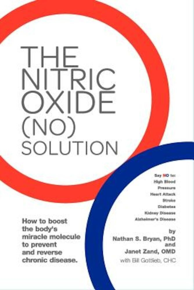 The Nitric Oxide (No) Solution, Paperback