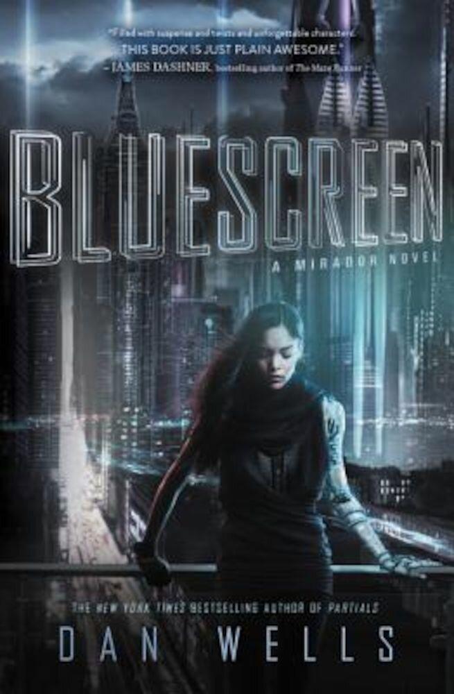 Bluescreen, Hardcover