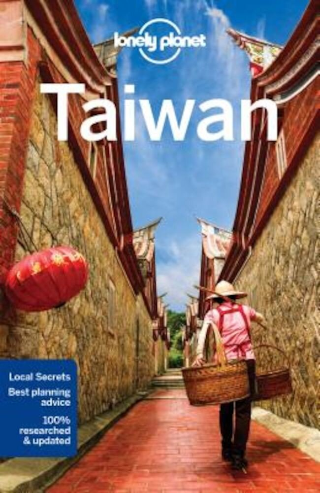 Lonely Planet Taiwan, Paperback