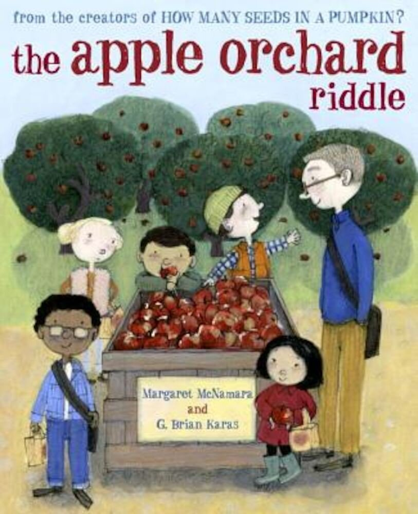 The Apple Orchard Riddle, Paperback