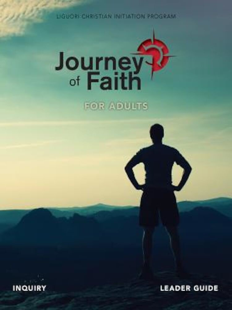 Journey of Faith for Adults, Inquiry Leader Guide, Paperback
