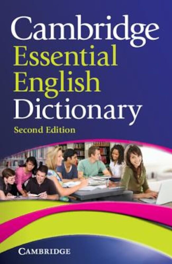Cambridge Essential English Dictionary, Paperback