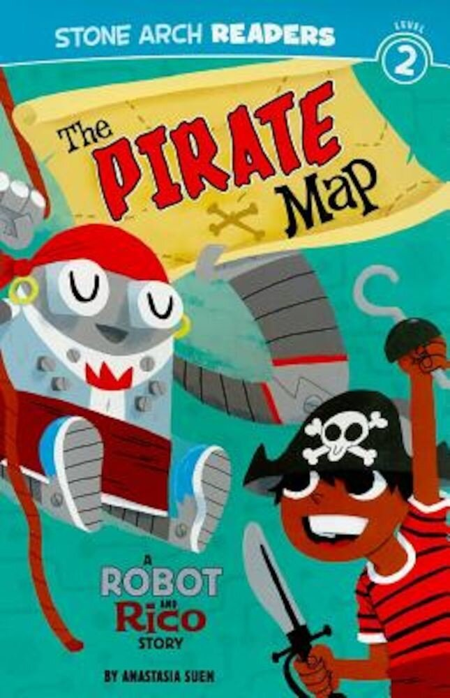 The Pirate Map, Paperback