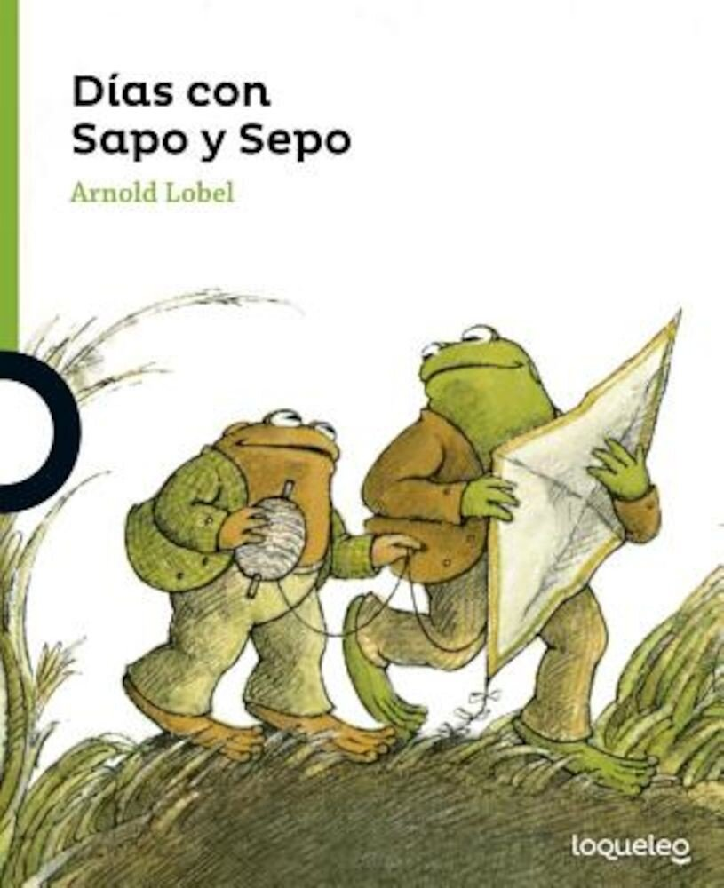 Das Con Sapo y Sepo (Days with Frog and Toad), Paperback