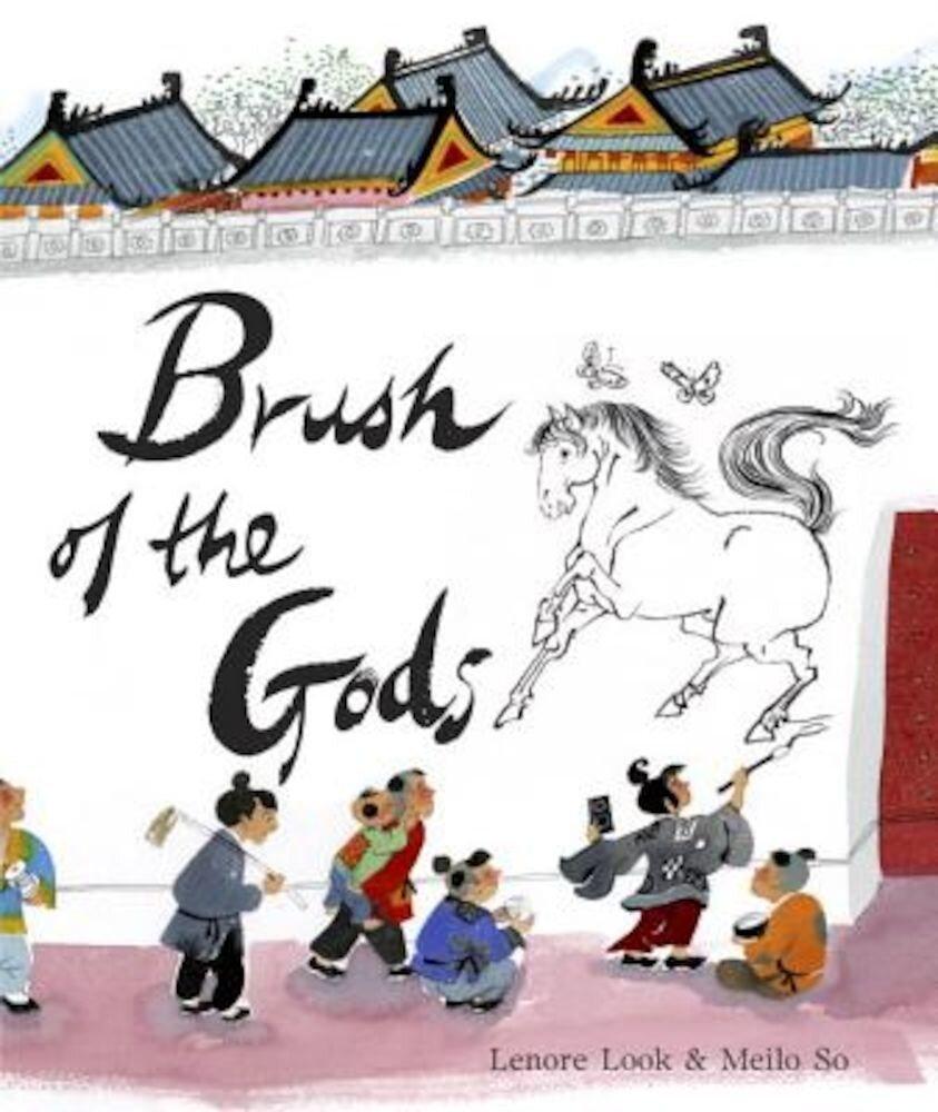 Brush of the Gods, Hardcover