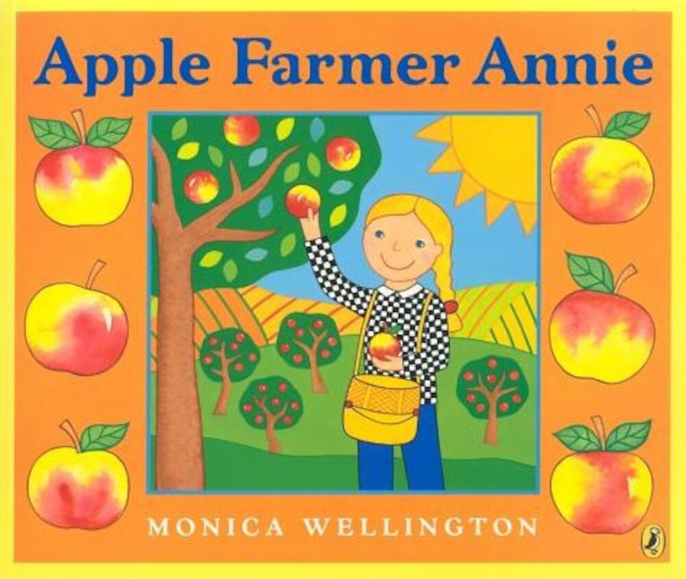 Apple Farmer Annie, Paperback