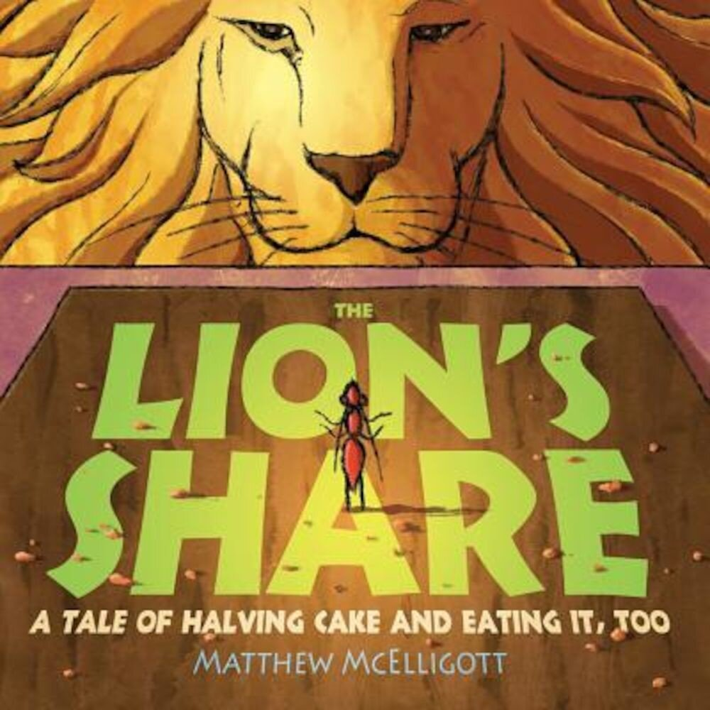 The Lion's Share, Paperback