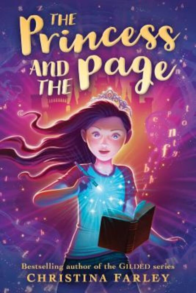 The Princess and the Page, Hardcover
