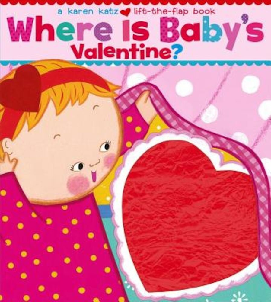 Where Is Baby's Valentine?, Hardcover