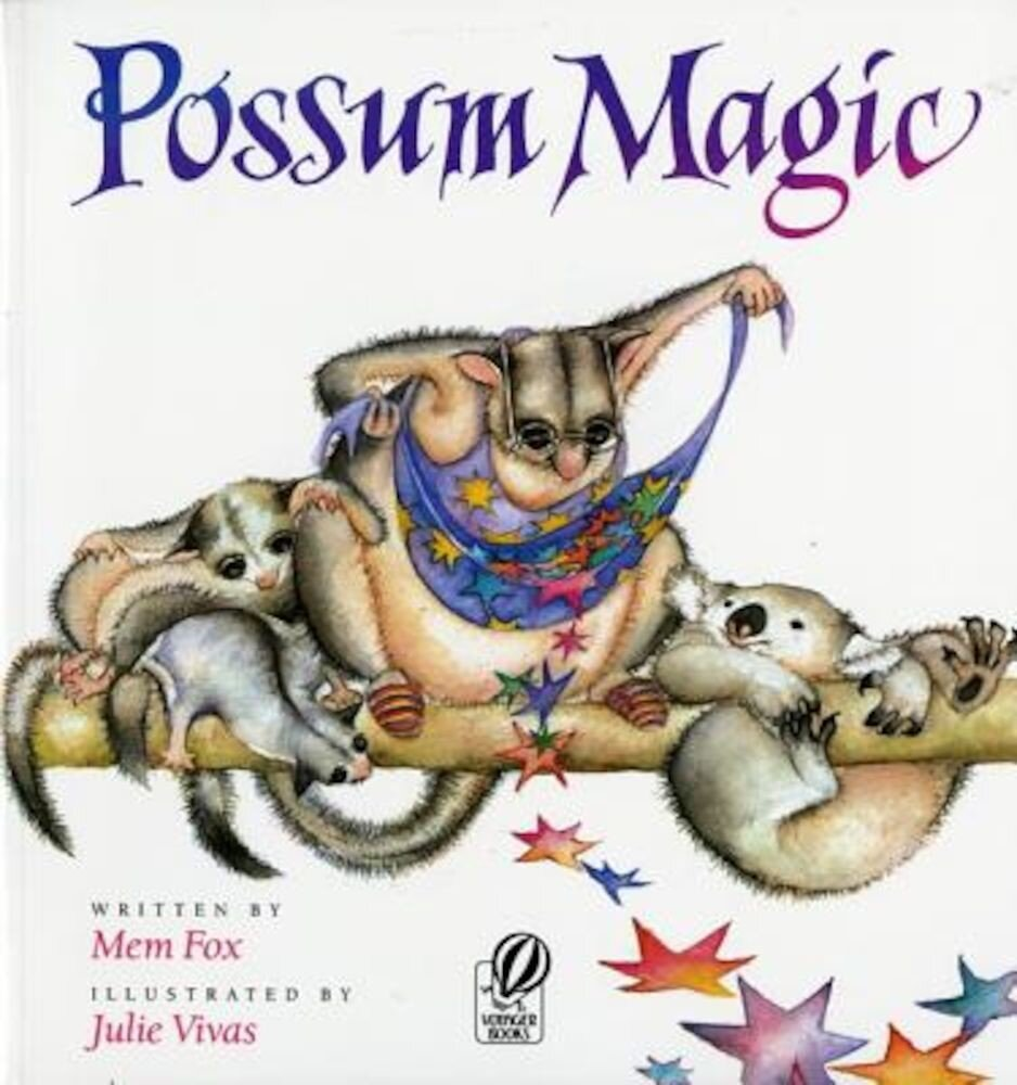 Possum Magic, Paperback
