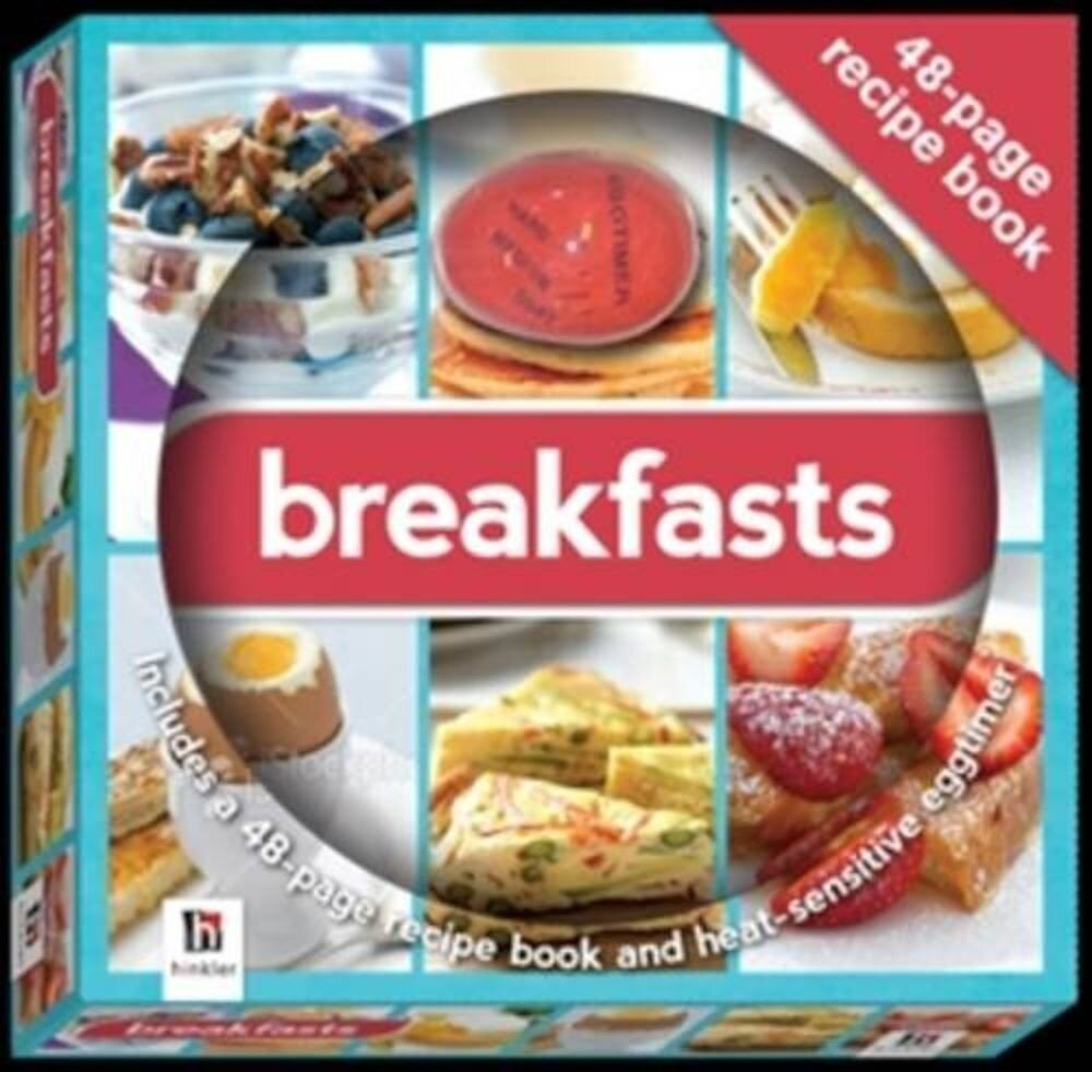 Breakfasts Square Gift Box (Square Gift Boxes)