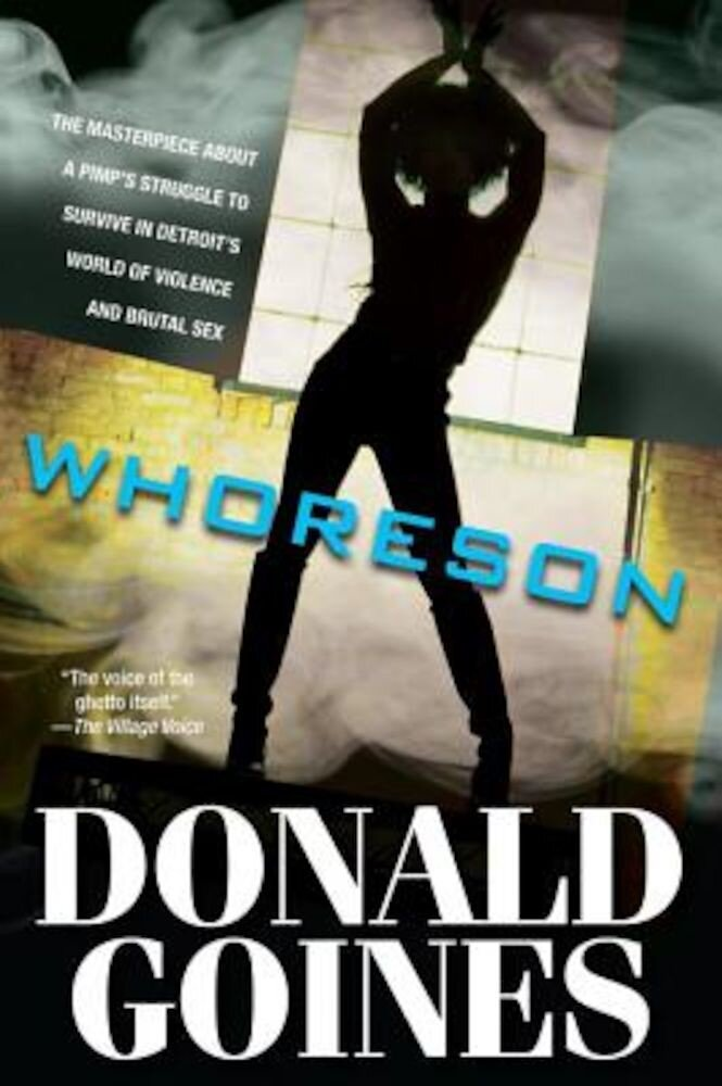 Whoreson, Paperback