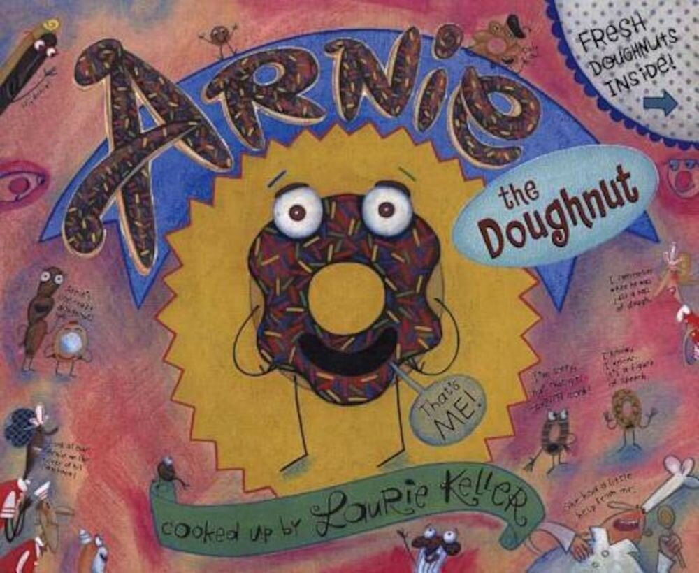 Arnie, the Doughnut, Hardcover
