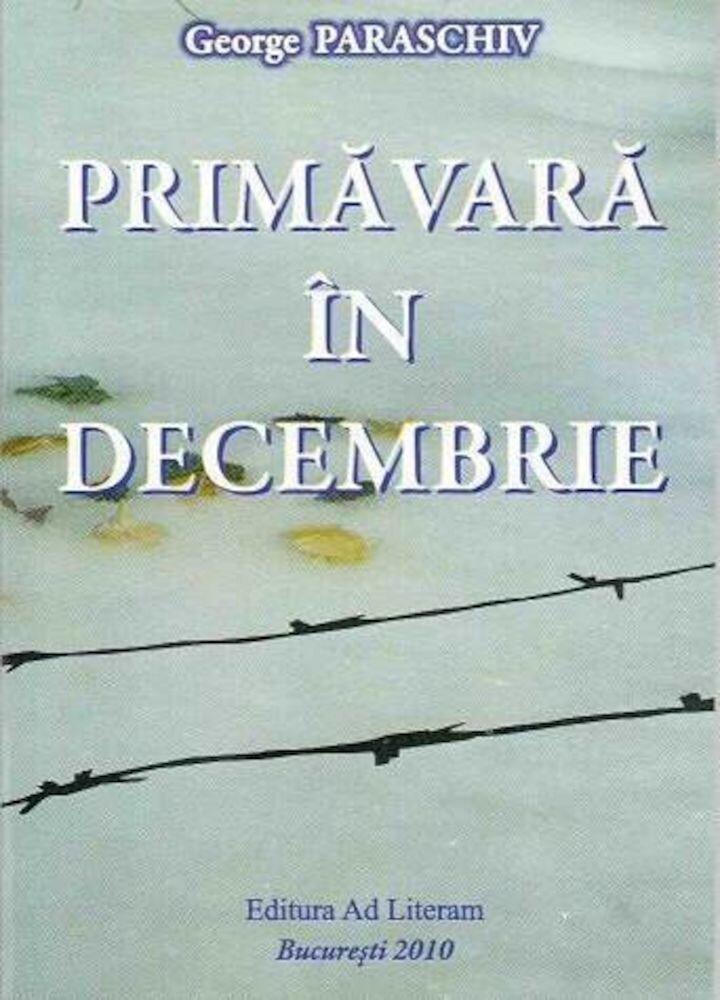 Coperta Carte Primavara in decembrie