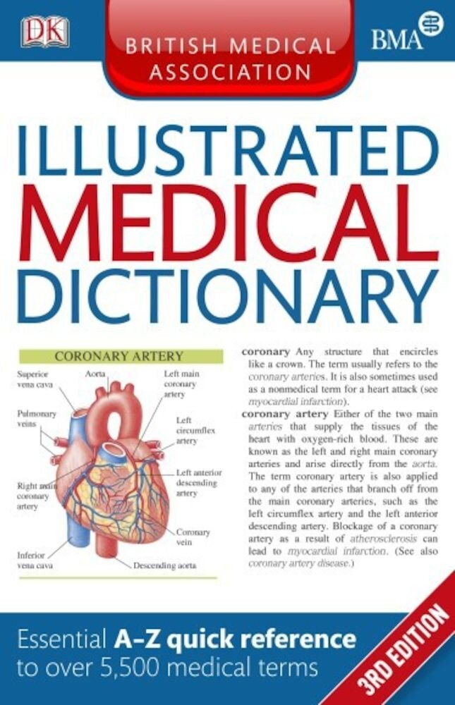 Illustrated Medical Dictionary - English version