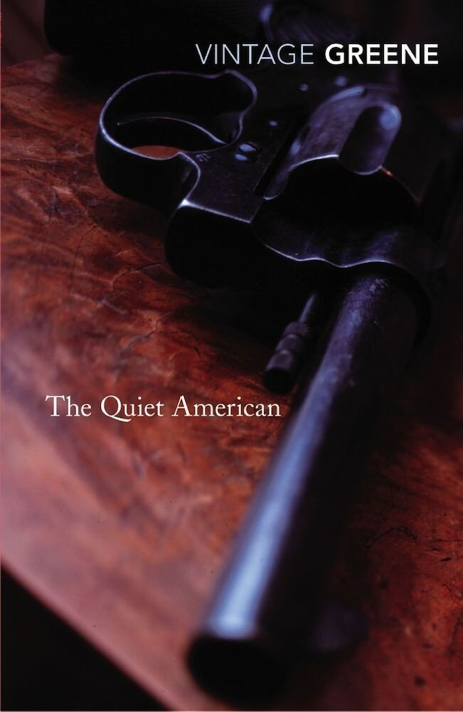 Coperta Carte The Quiet American