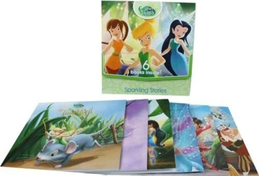 Disney Fairies Sparkling Stories