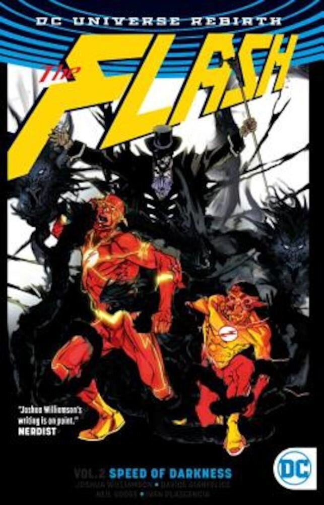 The Flash Vol. 2: Speed of Darkness (Rebirth), Paperback