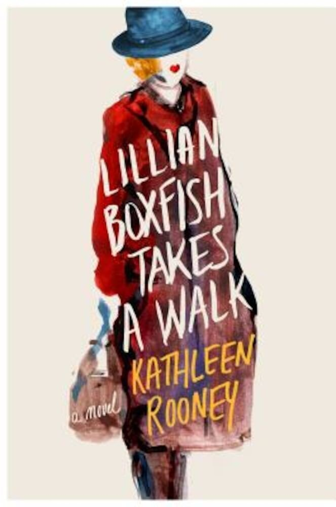 Lillian Boxfish Takes a Walk, Hardcover